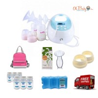 Spectra - S1 Hospital Grade Double Electric Breast Pump Package