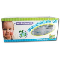 Bumble Bee - PP Breastmilk Storage Bottle 10's