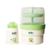 Little Bean - Sterilizer + Home Warmer Combo Set