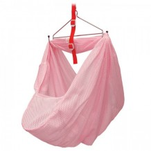 My Dear -  Spring Cot Net with Header & Zip 12020