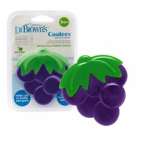 Dr. Brown's - Coolees Grape Teether 3m+