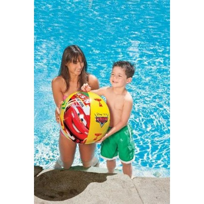 "Intex - Cars Beach Ball 24"" - BEST BUY"
