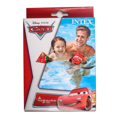 Intex - Cars Deluxe Arm Band - BEST BUY