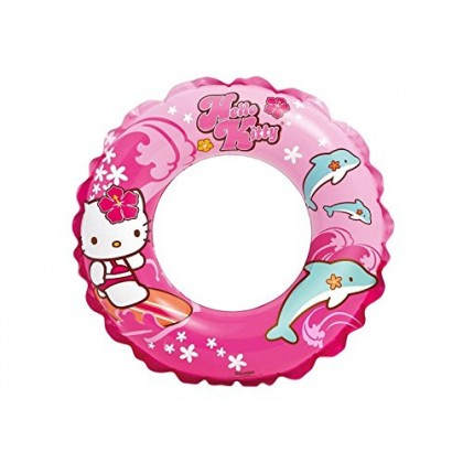 "Intex - Hello Kitty Swim Ring  (Ages 3 To 6) 20"" - BEST BUY"