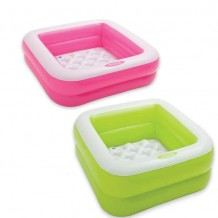 "Intex - Play Box Pools 33.5""x33.5""x9"""