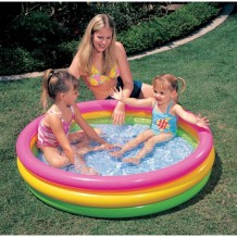 "Intex - Sunset Glow Pool 45""x10"""