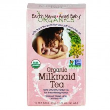 Earth Mama Angel Baby - Organic Milkmaid Tea (16 Tea Bags)