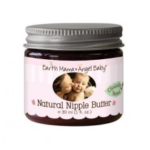 Earth Mama Angel Baby - Natural Nipple Butter 30ml
