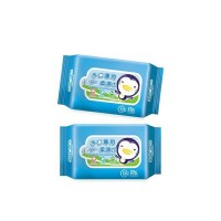 Puku - 2 in 1 Baby Wipes 25pcs x 2