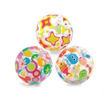 "Intex - Lively Print Ball 20"" - BEST BUY"