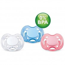 Avent - Freeflow BPA Free Soother 0-6m (1pc) - BEST BUY