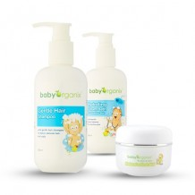 Baby Organix - Sensitive Skin Trio Set - BEST BUY