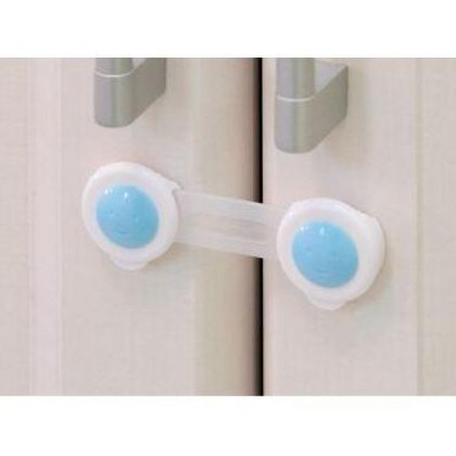 Cabinet & Drawer Lock - Short Bear (1pc) - BEST BUY
