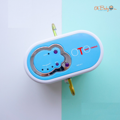 OTO Electronic Baby Cradle With Remote Control