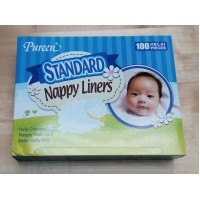 Pureen - Standard Nappy Liners