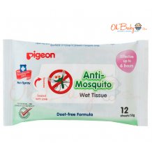 Pigeon - Anti-Mosquito Wet Tissue