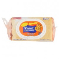 Pureen - Baby Wipes 2x80s (Fragrance Free)