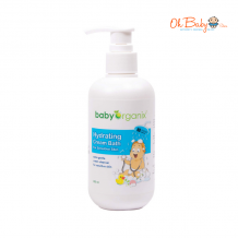 Baby Organix Hydrating Cream Bath 250ml