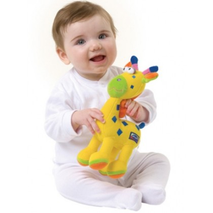 Baby Giraffe Plush Toy