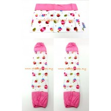 Babylove - 3's Pillowcase & Bolstercase (S)