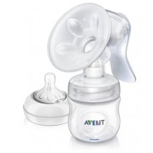 Avent - Natural Manual Breast Pump