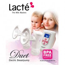 Lacte - Duet Double Electric Breastpump
