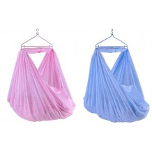 Pureen - Baby Sarong Net with Header & Zip