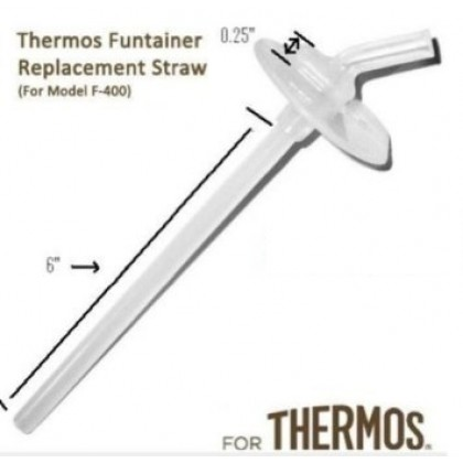 Thermos - Replacement Straw (For Model B2010/B2011/F400)