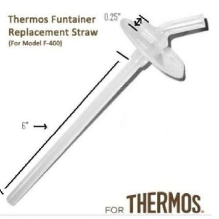 Thermos Replacement Straw For Model B2010 B2011 F400