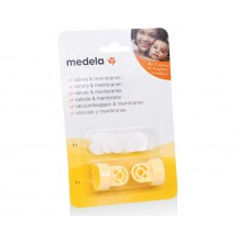 Medela - Valves & Membranes Set - BEST BUY
