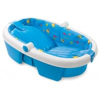 Summer - Newborn To Toddler FoldAway Baby Bath Tub