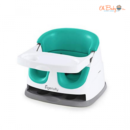 Ingenuity - Baby Base 2-in-1 Booster Seat ( NEW DESIGN)