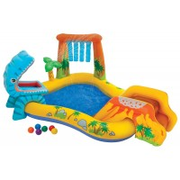 Intex - Dinosaur Play Center - BEST BUY