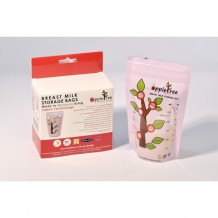 Apple Tree - Breastmilk Storage Bag 8oz (25 bags)