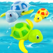Swimming Turtle Floating Bathtub Bath Toy for kids (6pcs)