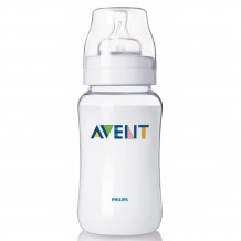 Avent - Classic+ Bottle 11oz / 330ml Single Pack