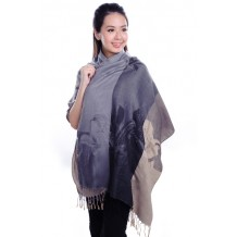 Autumnz Nursing Wrap Bloom Grey
