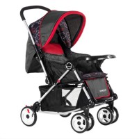Sweet Heart Paris - Stroller ST326T (Red)