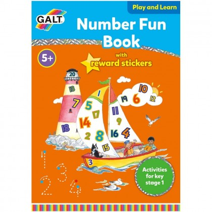 Galt - Number Fun Book