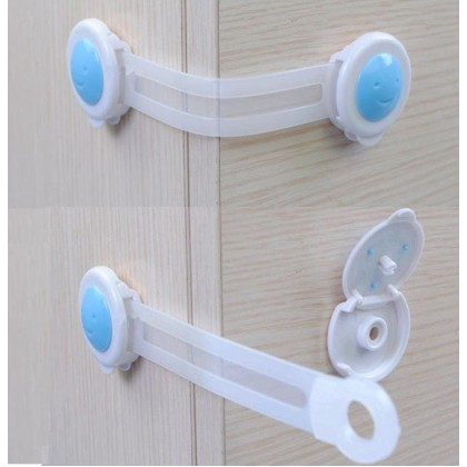 Cabinet & Drawer Lock - Long Bear 8cm (1pc) - BEST BUY