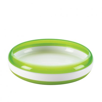 OXO Tot - Training Plate - Green