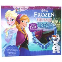 Disney - Frozen My First Pack of Stories, Activities and Stickers