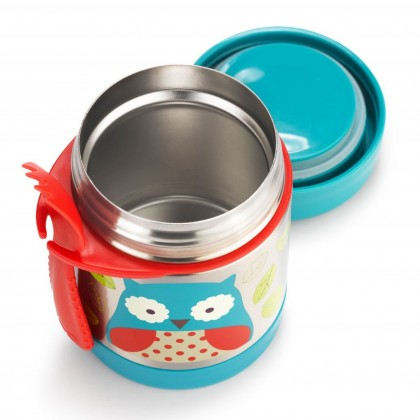 Skip Hop - Insulated Food Jar - Owl