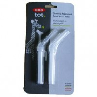 Oxo Tot - Replacement Straw Set 7oz - BEST BUY