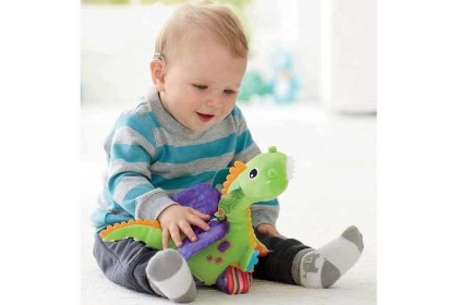 Lovable - Early Development Toy - Flip Flap Dragon