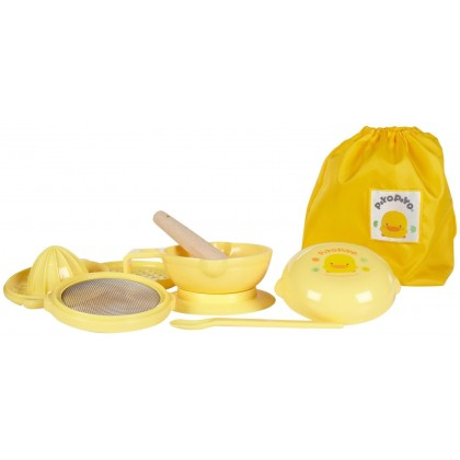 Piyo Piyo - Baby Food Processor Set (7pcs)