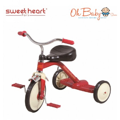 De Kids Tricycle TC5308 Red