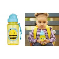 Skip Hop - Straw Bottle - Bee
