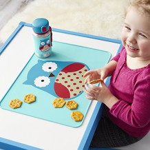 Skip Hop - Fold and Go Placemat - Owl