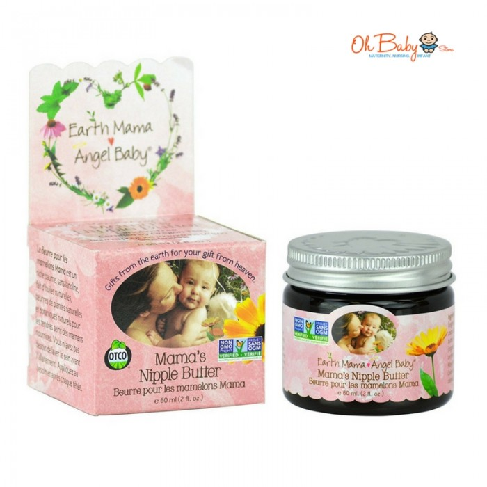 Earth mama angel baby nipple butter reviews